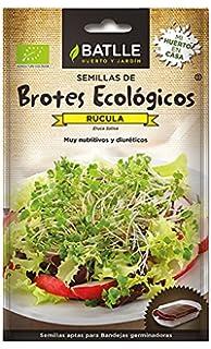 Semillas Ecológicas Brotes - Brotes ecológicos de Rucula - Batlle