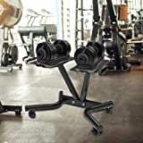 ATIVAFIT Fitness Dumbbell Stand Metal 71.5