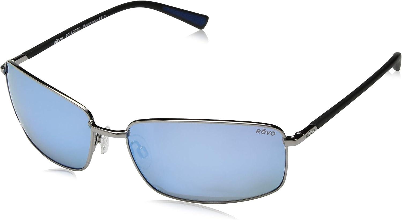 Multiple Frame and Lens Colors Rectangle Poloarized Sunglass Revo Sunglasses Men Women
