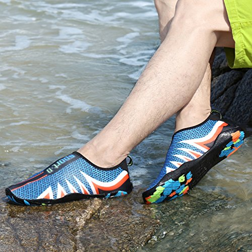 Shoes Swim Unisex Wetsuit Boating Exing Aqua Driving Shoes Water Yoga Park A Surf Walking Beach Swim Lake Beach Garden Shoes xnf80wF8q