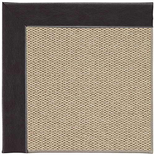 Capel Rugs Inspirit Champagne Rectangle Machine Tufted Area Rug, 4 x 6, Deep ()