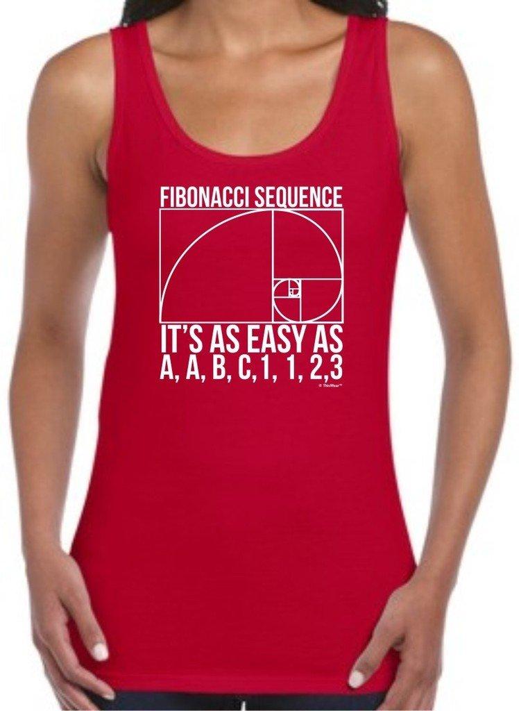 Fibonacci Sequence Funny Nerd Geek Stem Math Gift Shirts
