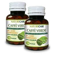 OFFERTA CAFFÈ VERDE NatureCare 120 pastiglie ─ Sconto speciale del 50%: due confezioni al prezzo di una! Per sostenere il metabolismo e dimagrire più facilmente.