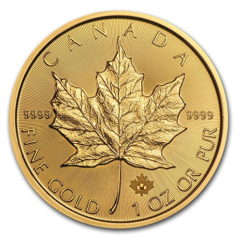 2016 CA Canada 1 oz Gold Maple Leaf BU 1 OZ Brilliant Uncirculated