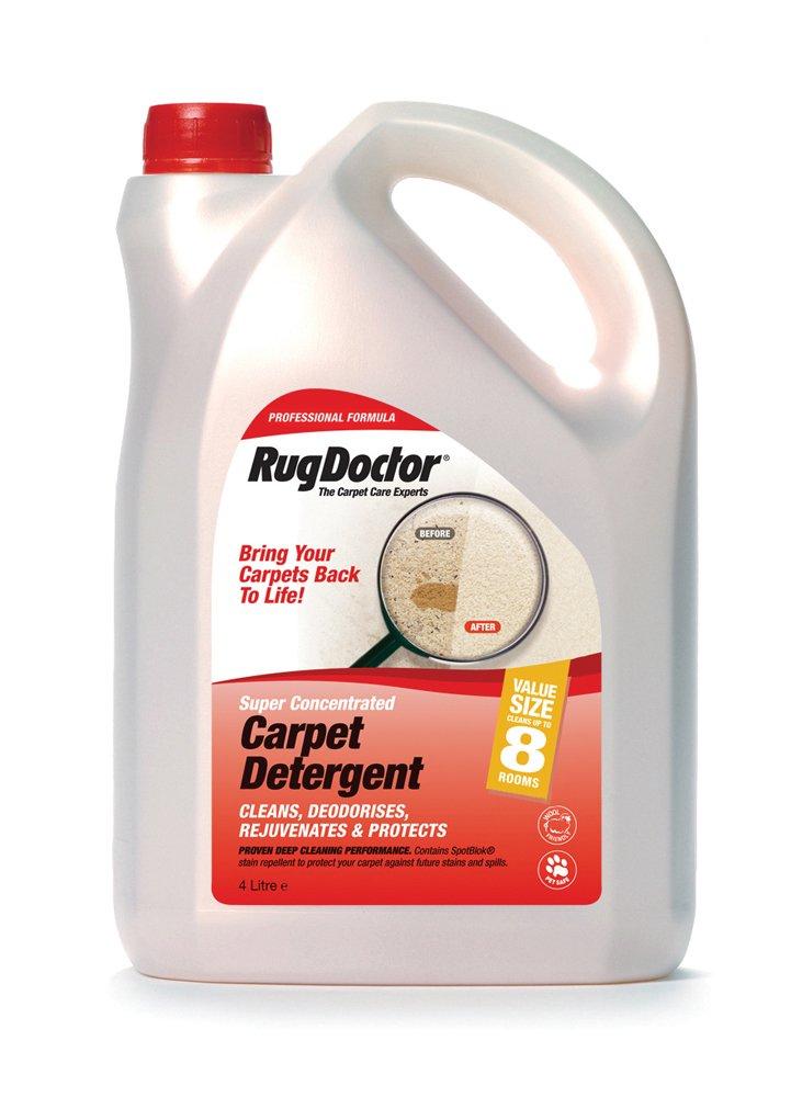 Rug Doctor Carpet Detergent 4 Litre Amazon Kitchen Home