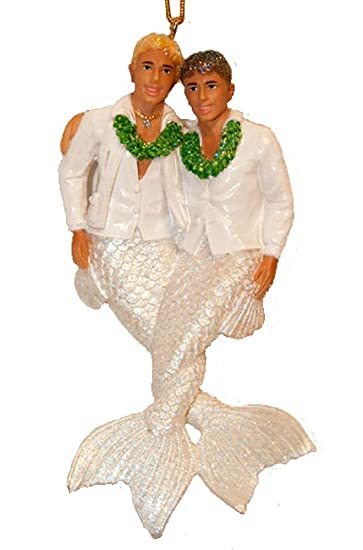Amazon.com: December Diamonds Happy Together Grooms Merman ...
