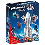 Playmobil Space Rocket with Launch Site Building Set