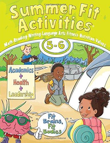 Summer Fit, Fifth - Sixth Grade (Summer Fit Activities)