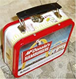 McDonald's Hamburgers The Drive In with the Arches Lunchbox