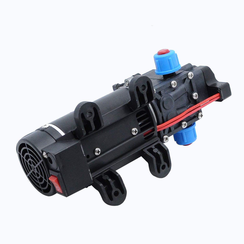 CC 12 V 100 W Barca Micro diaframma ad Alta Pressione theBlueStone Pulizia Giardino irrigazione Raffreddamento per Lavaggio Auto