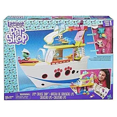 Littlest Pet Shop C1159EU40 LPS Cruise Ship Playset