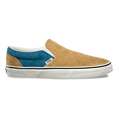 e91ff645b053 Image Unavailable. Image not available for. Color  Vans Classic Slip On  Womens ...