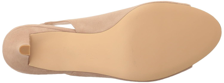 Pelle Moda Women's Belini-Su Dress Pump B01M8M8PL0 8.5 B(M) US|Beige