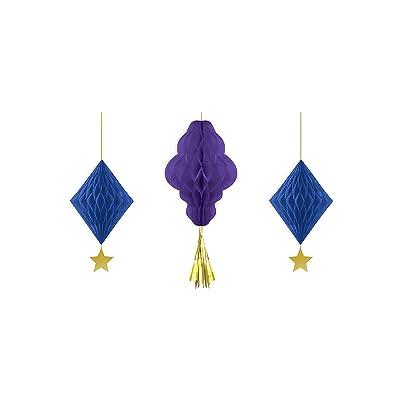 EID Celebration Honeycomb Decorations: Toys & Games
