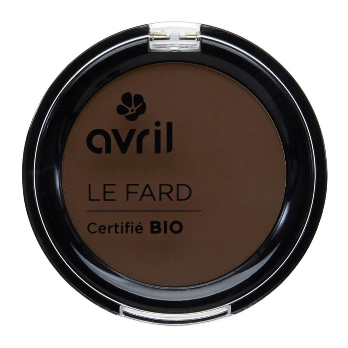 Avril Fard à Paupières Certifié Bio Prune Irisé 2, 5 g 00454