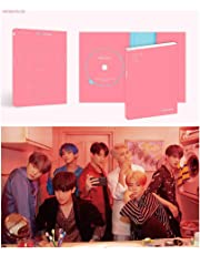 BTS Map of The Soul Persona Album PreOrder Version 2 CD+Poster+Photobook+Mini Book+Photocard+Postcard+Photo Film+Gift(Extra Double-Sided BTS Photocards Set)