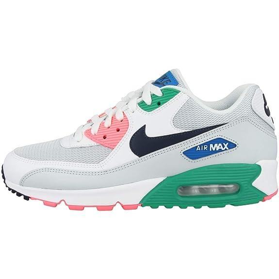 Nike Air Max 90 Essential Herren Sneaker Schuhe AJ1285 100