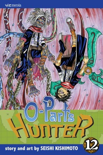 O-Parts Hunter, Vol. 12 ebook