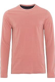 Mens Brave Soul Osbourne /& Prague Long Sleeve Top T-shirt