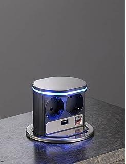 EVOline Port versenkbar USB Port Teleskopsteckdose ...