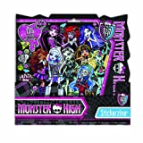 Monster High Stickerzine Sticker Album Book With 135 Stickers by Fashion Angels