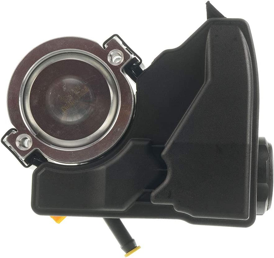 A-Premium Power Steering Pump Without Pulley for Buick Century Chevrolet Venture Oldsmobile Silhouette Pontiac Aztek Montana 1996-2004