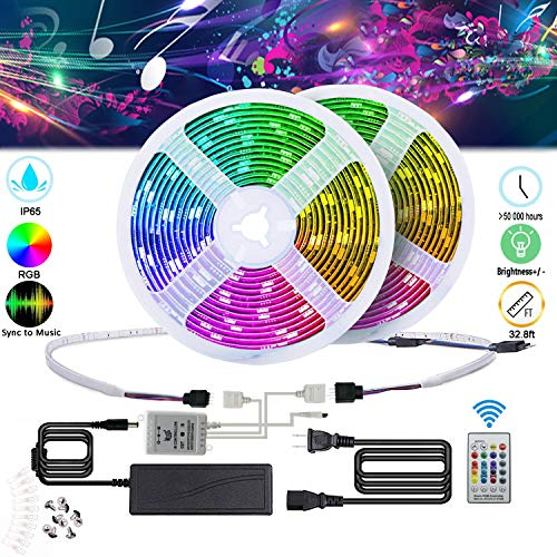 Rgb Color Changing Led Rope Light in US - 9
