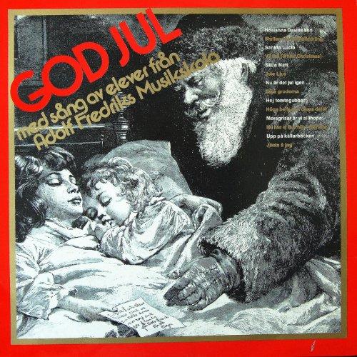 God Jul by Elever från Adolf Fredriks Musikskola on Amazon ...