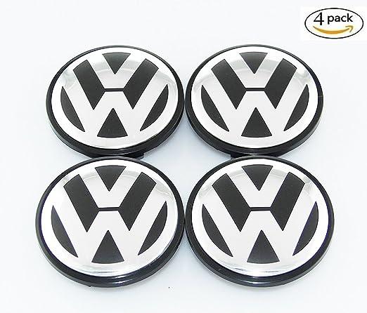 Lcypol Tapacubos para Volkswagen Golf GTI PASSATJETTA ...