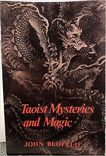 Book Taoist Mysteries & Magic