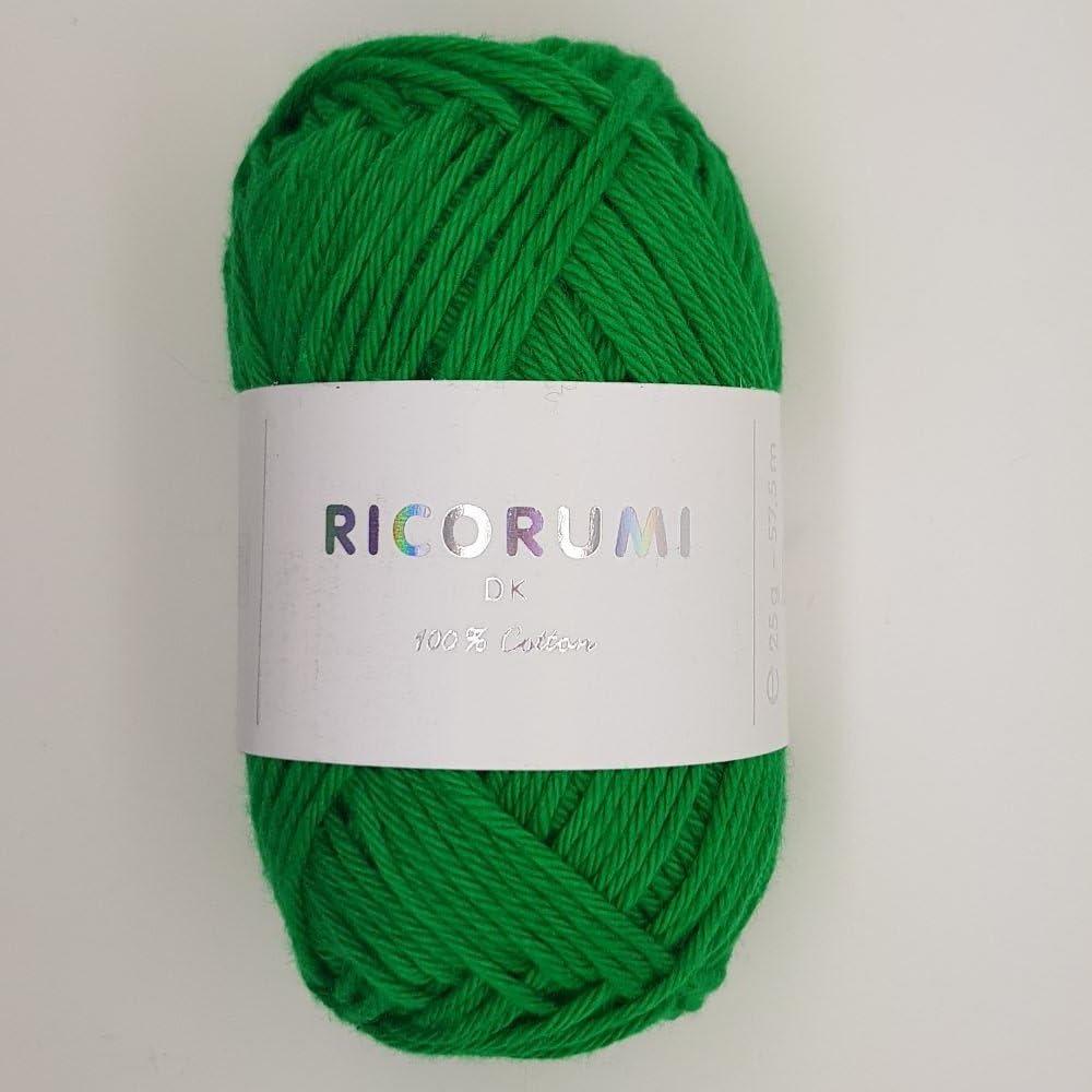 Rico Ricorumi DK ***Alle Farben*** 01 wei/ß