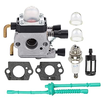 New Carb Carburteor For STIHL FS38 FS45 FS46 FS46C FS55 FS55R C1QS153 Trimmer KG