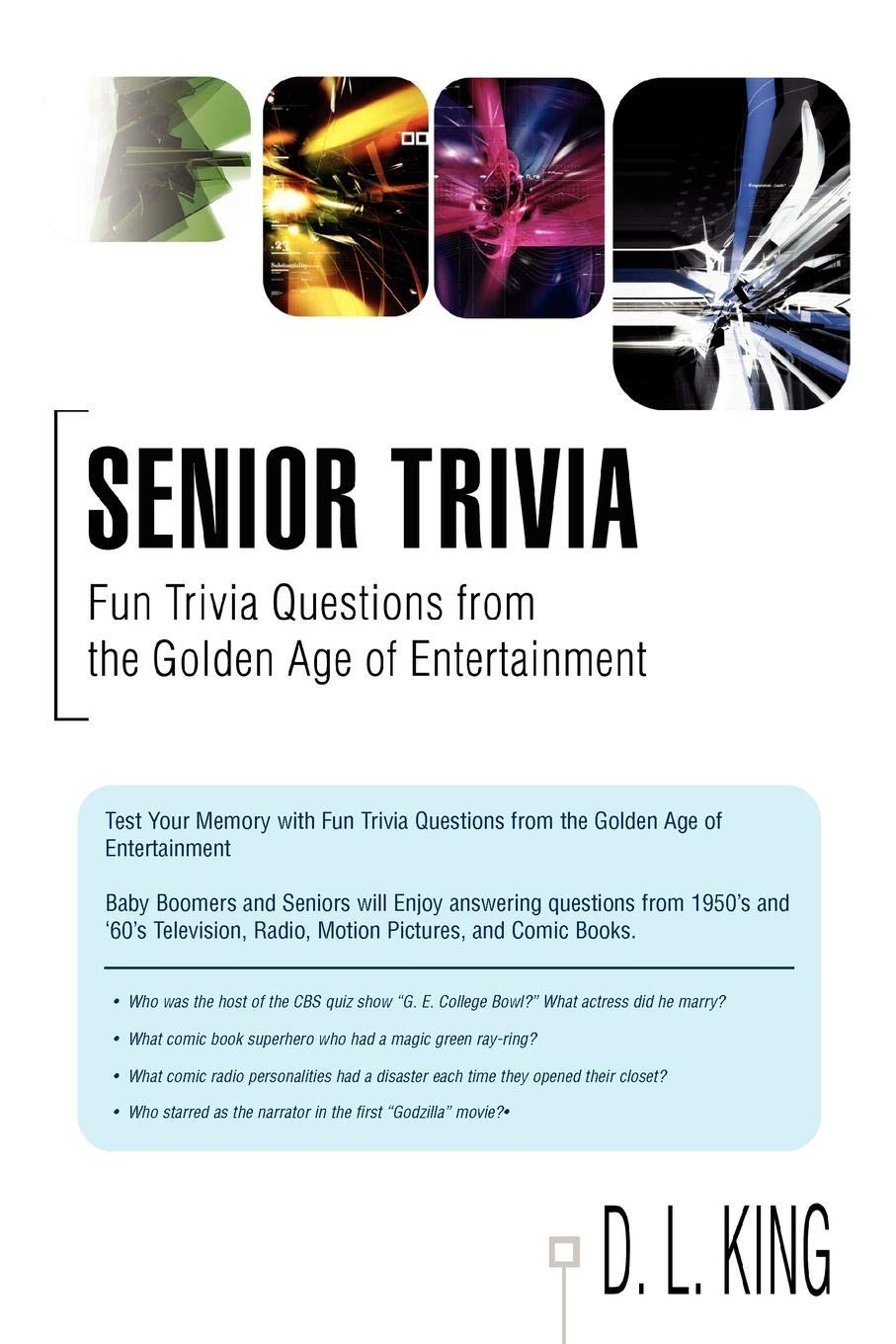 picture regarding 1950 Trivia Questions and Answers Printable named Senior Trivia: Pleasurable Trivia Queries versus the Golden Age of