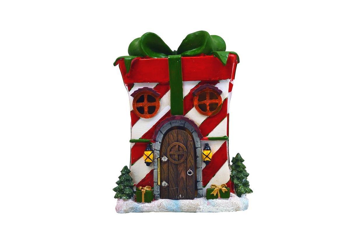 My Fairy Gardens Christmas Miniature Box House - Mini Dollhouse