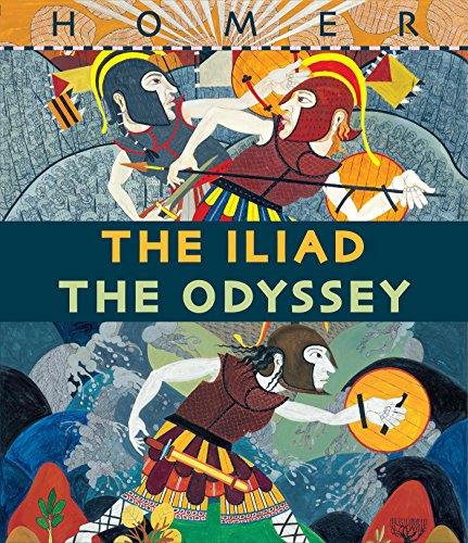 The Iliad/The Odyssey Boxed Set -