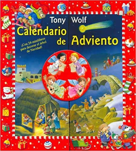 Book Calendario de Adviento - 24 Minilibros