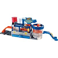 Hot Wheels Playset Autolavado