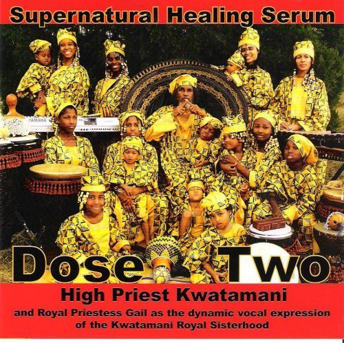 Price comparison product image Supernatural Healing Serum: Dose Two by High Priest Kwatamani (2006-05-02)