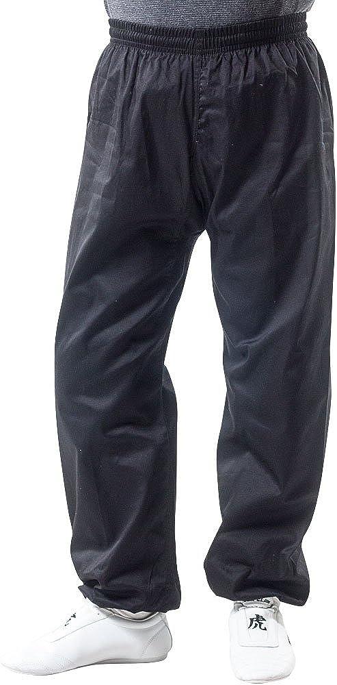 B0000C6CYX Tiger Claw Kung Fu (Kungfu) Uniform 50/50 Blend (Pants Only) 615D5LBk-ZL