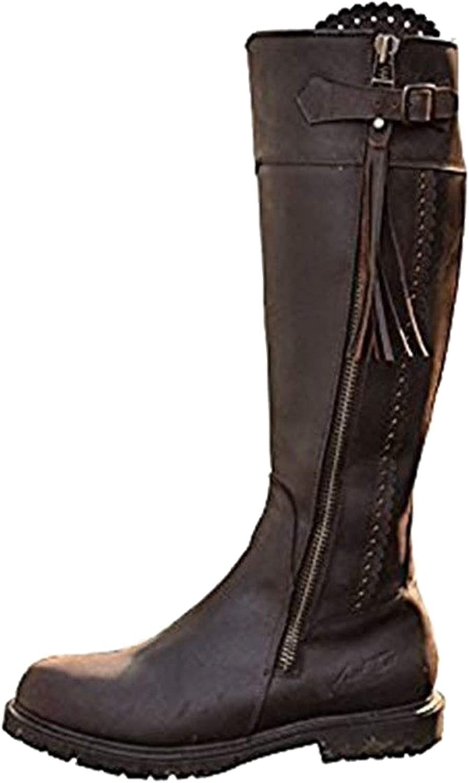 TL1671 Mark Todd Womens//Ladies Tall Masterton Boots