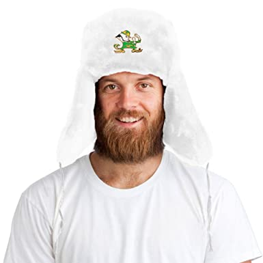 18465193271 Amazon.com  Tundra Hat + Licensed Notre Dame Irish Pin Included ...