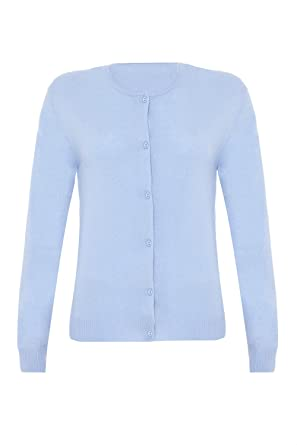 Ladies Cashmere Cardigan: Amazon.co.uk: Clothing