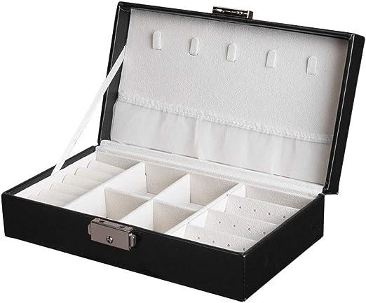 Madeinely Jewellery - Caja para Joyas de Viaje, portafotos de ...