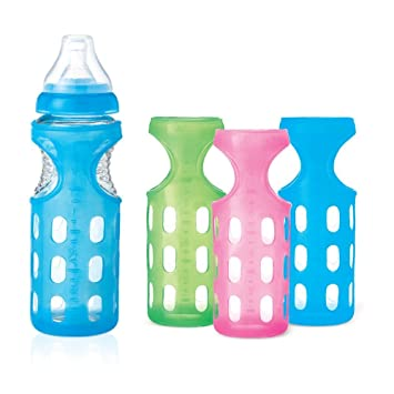 Amazon.com: Munchkin Botella de Silicona – 8 oz. Sin BPA: Baby