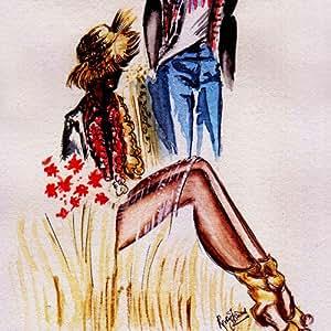 Fashion2Spring1 - Watercolor
