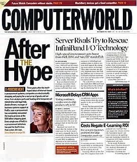 Computerworld : the Newspaper for It Leaders - Ma (B00006K9UK)   Amazon Products