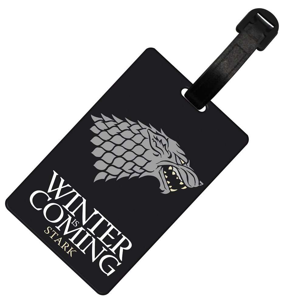 Etiquette de Bagage Stark ABYstyle Game of Thrones