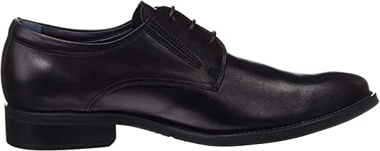 TALLA 42 EU. Fluchos Heracles, Zapatos de Cordones Derby Hombre