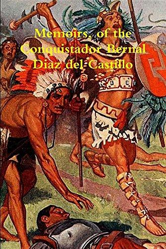 bernal diaz del castillo the conquest of new spain pdf