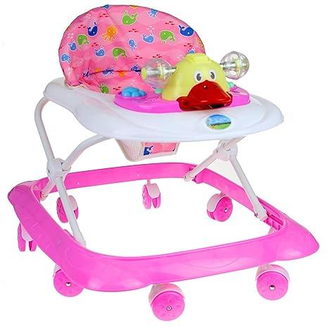 Andador Racer con centro de juegos gehfrei Andador Baby Walker en 3 colores diferentes rosa